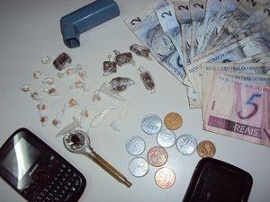 Suspeitos de tráfico de drogas são presos em Estância, SE (Foto: Divulgação/SSP-SE)