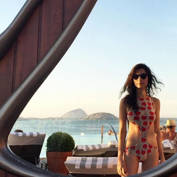 Giselle Batista (Foto: Reprodução Instagram)