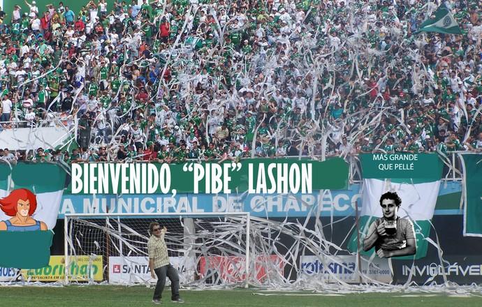 Laion Espíndula (Foto: GloboEsporte.com)