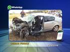 Acidente entre carros em rodovia deixa mortos em Palestina, SP