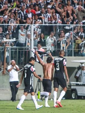Guilherme Atlético-MG Santa Fé (Foto: Bruno Cantini \Flickr Atlético-MG)