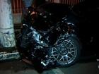 Motorista de carro esportivo perde direito de dirigir por causa de acidente