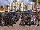 PM lança Batalhão Especializado de Polícia Turística para atuação no verão