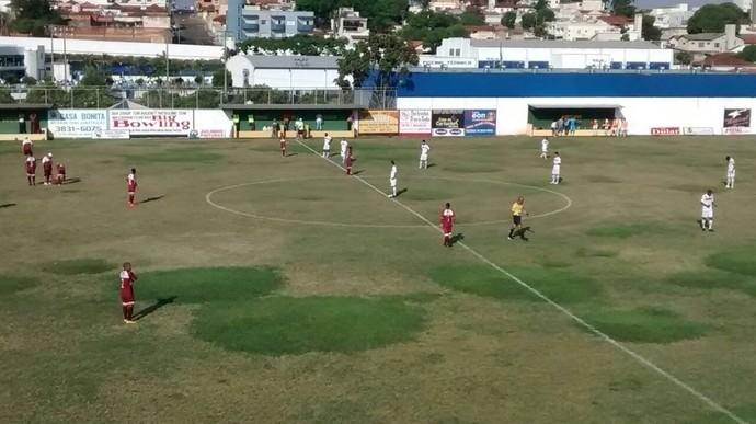 Patrocinense, Tupynambás, Segunda Divisão, Mineiro (Foto: Aleks Oliveira)