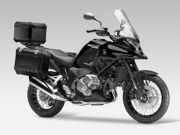 Honda VFR 1200X Limited Edition (Foto: Divulgação)