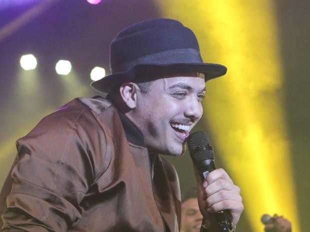 Wesley Safadão em show em São Paulo (Foto: Rafael Cusato/ Brazil News)