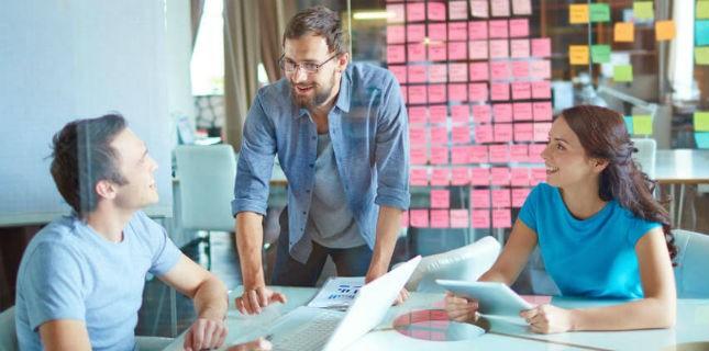 reunião, estratégia, startup, equipe, empreendedores (Foto: Divulgação)