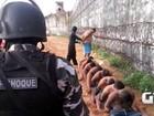 Vídeo mostra buraco usado por presos em nova fuga de Alcaçuz, RN