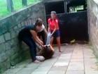 'Tenho vergonha', diz jovem que teve agressões gravadas em vídeo no RS
