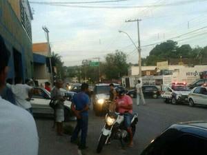 assassinato bairro niterói divinópolis (Foto: Polícia Militar/Divulgação)