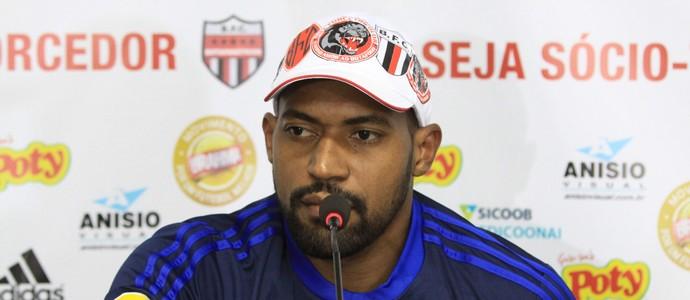 Neneca, goleiro do Botafogo-SP (Foto: Rogério Moroti/Agência Botafogo)