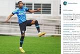 """Erazo admite """"confusão"""" e manifesta na web o desejo de ficar no Grêmio"""