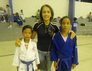 Judoca paraibana M&#237;riam Santos (Foto: Divulga&#231;&#227;o/Arquivo Pessoal)
