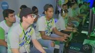 Milhares compareceram ao 1º dia do TEM GAMES 2018 em Bauru