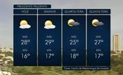 Manhãs seguem com temperaturas amenas no Oeste Paulista (Reprodução TV Fronteira)