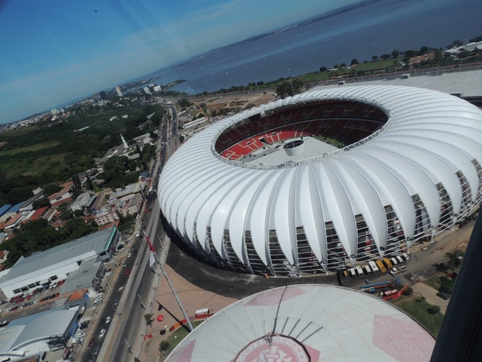 Estádio Beira Rio, Porto Alegre (Foto: Rafaella Fraga/GloboEsporte.com)