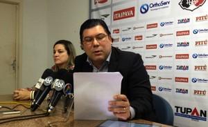 Alírio Moraes Santa Cruz (Foto: Elton de Castro)