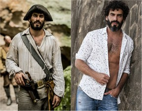 Nikolas Antunes  (Foto: TV Globo e Anderson Barros/EGO)