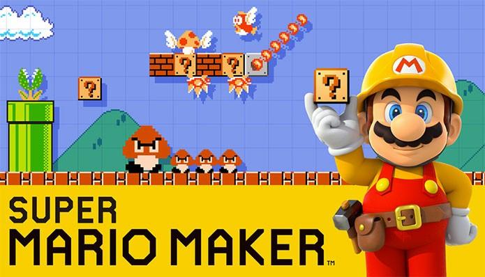 Saiba comprar e baixar Mario Maker no Wii U (Foto: Divulgação/Nintendo)