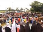 Milhares de pessoas participam de celebrações na Sexta-Feira Santa