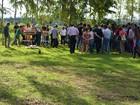 Filha e esposa de ex-secretário são enterradas em Cacoal, RO