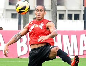 Bruninho treino Flamengo (Foto: Alexandre Vidal / Fla Imagem)