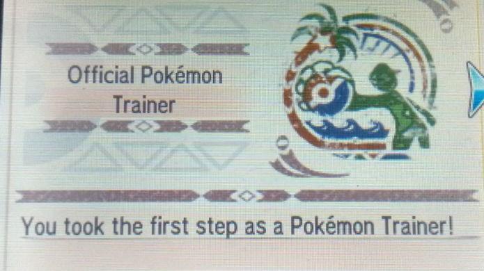 Pokémon Sun e Moon: o objetivo dos games é completar o passaporte (Foto: Reprodução / Thomas Schulze)