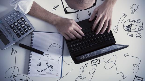 startup; trabalho; multitarefa; empreendedorismo (Foto: ThinkStock)