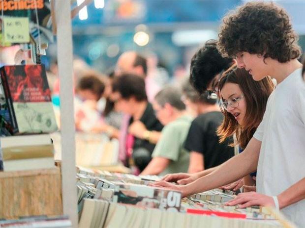Feira do Livro Porto Alegre (Foto: Otávio Fortes/Divulgação)