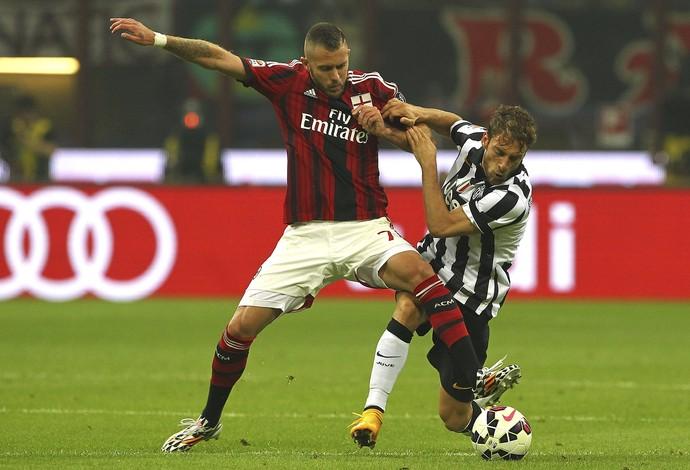 Ménez Milan (Foto: Getty Images)