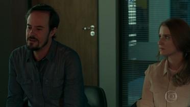 Mônica e Evandro são presos
