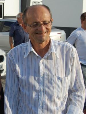 Olavo Rodrigues, ex-presidente do Treze (Foto: Silas Batista / GloboEsporte.com)