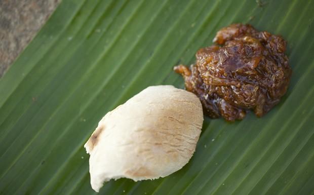 Geleia de Ponkan (Foto: Divulgao)