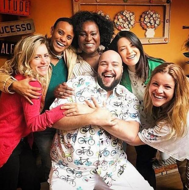 TIago Abravanel foi o responsável em reunir as cantoras do Rouge novamente (Foto: Arquivo Pessoal)