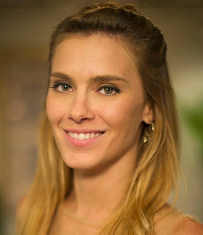 Carolina Dieckmann em 'Salve Jorge' (Foto: CEDOC)