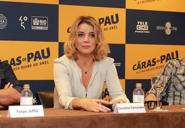 Christine Fernandes (Foto: Celso Tavares/EGO)