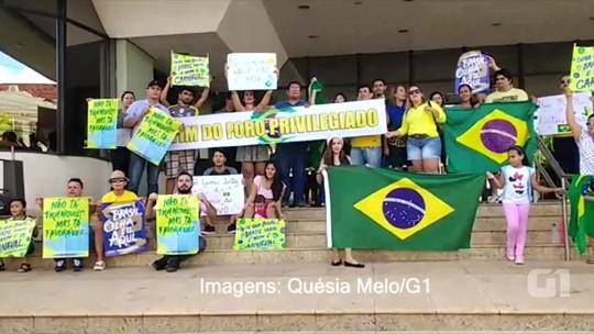 Grupo vai às ruas contra reforma da Previdência e foro privilegiado no Acre