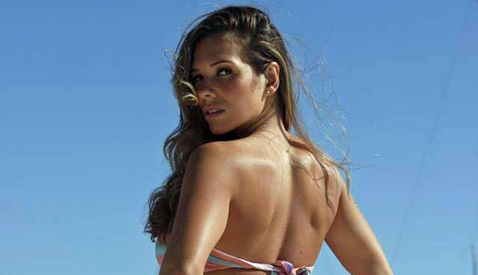 Luana Don é suspeita de passar informações para o tráfico de drogas em São Paulo (Foto: Reprodução)