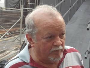 Sebastião Tapajós (Foto: Ingo Müller/ G1)
