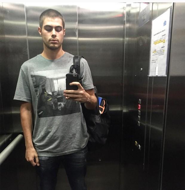 Rafael Vitti muda visual após fim de 'Rock Story' (Foto: Reprodução/Instagram)