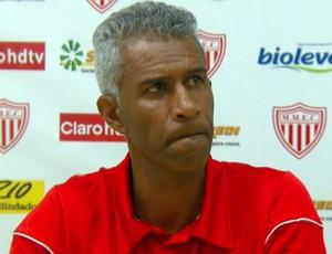 Claudinho Batista técnico Mogi Mirim (Foto: Reprodução / EPTV)