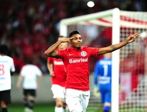 Vitinho, Internacional x Joinville
