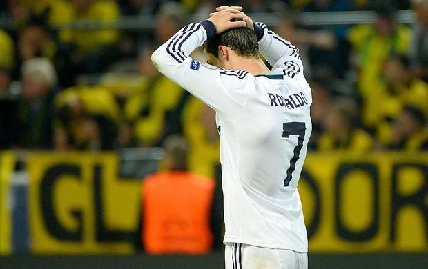 Cristiano Ronaldo derrota Real Madrid Borussia Dortmund (Foto: AFP)