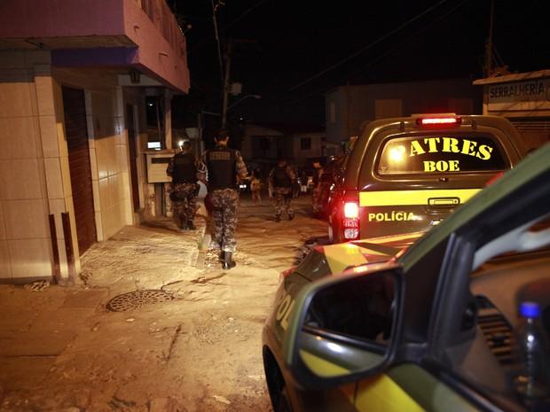 Operação ocorreu em Porto Alegre e na Região Metropolitana (Foto: Robson Alves/Brigada Militar)