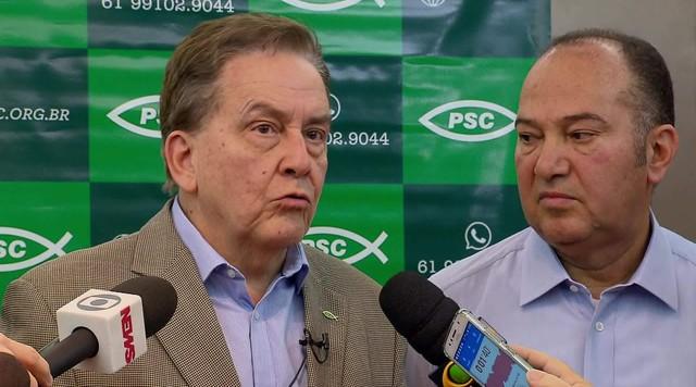 PSC confirma o nome de Paulo Rabello como candidato à Presidência