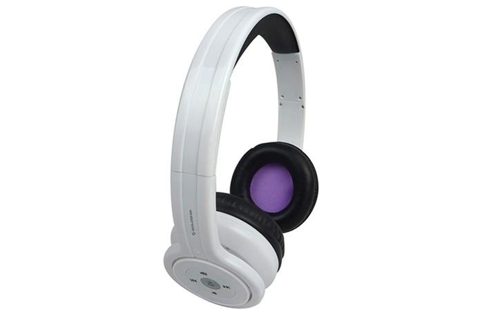 Fone de ouvido Leadership 1761 tem botões de controle na lateral e Bluetooth (Foto: Divulgação/Leadership)