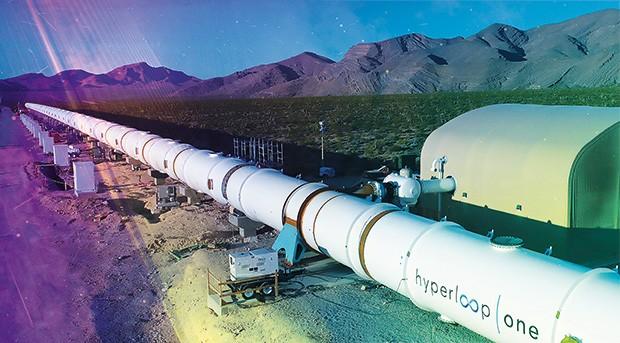 Empresa;Tesla;SpaceX;Hyperloop (Foto: Divulgação)