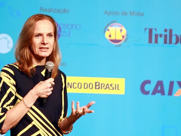 Professora e urbanista Ana Carla Fonseca (Foto: Fabio Rodrigues/G1)