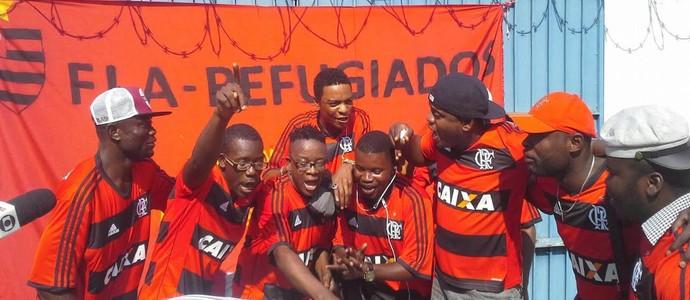 Fla-Refugiados vai ser oficializada como embaixada rubro-negra (Foto: Divulgação)