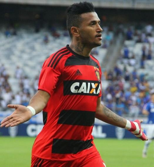 o cara (Williams Aguiar/Sport Club do Recife)